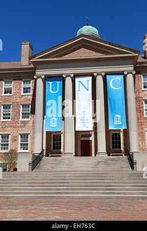 University of North Carolina Chapel Hill. - Stock Photo