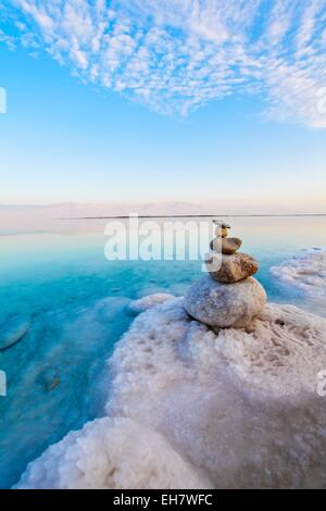 Israel, Dead Sea - Stock Photo