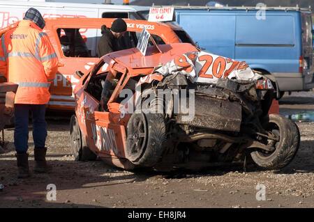Old Junk Yards Derby Cars