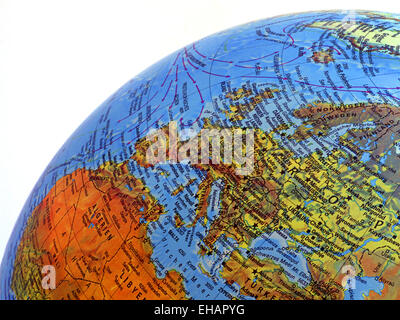 Globus / globe - Stock Photo
