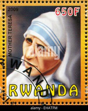 Mother Teresa - Stock Photo