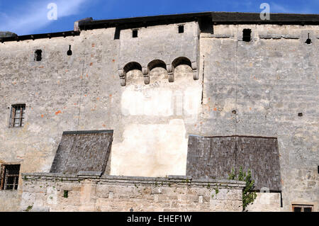 Burg Tittmoning / Tittmoning castle - Stock Photo