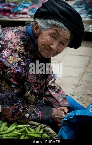 Shaxi Market - Stock Photo