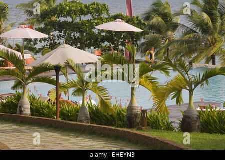 chen la resort.phu quoc island,vietnam,asia - Stock Photo