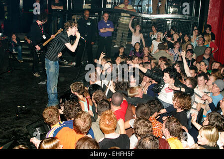 The Others live at Club NME at Koko in Camden London. - Stock Photo
