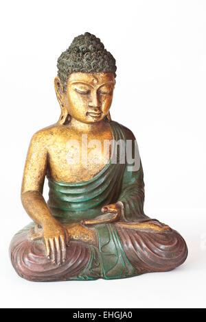 Buddha figure - Stock Photo