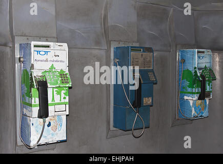 Telephones - Stock Photo