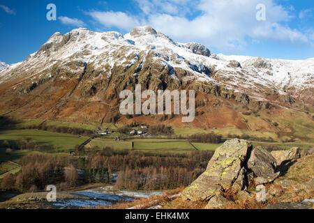 Langdale Pikes Langdale Cumbria Lake District