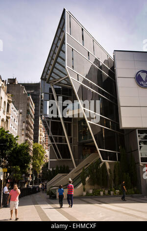 Argentina, Buenos Aires, Recoleta Shopping Mall - Stock Photo
