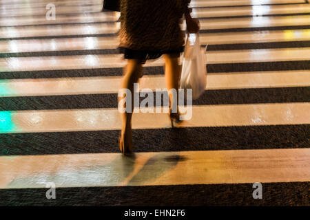 Woman's legs. - Stock Photo