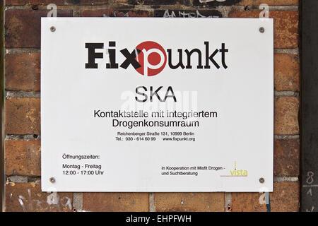 Fixpunkt - Stock Photo