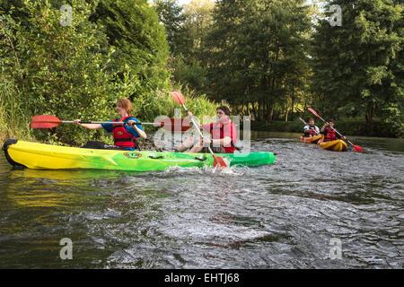 Canoe kayak eure et loir