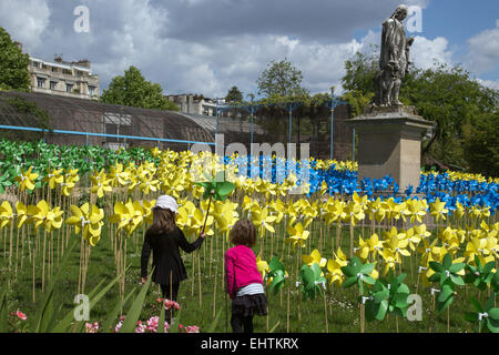 Art garden boulogne stock photo royalty free image for Bois de boulogne jardin d acclimatation