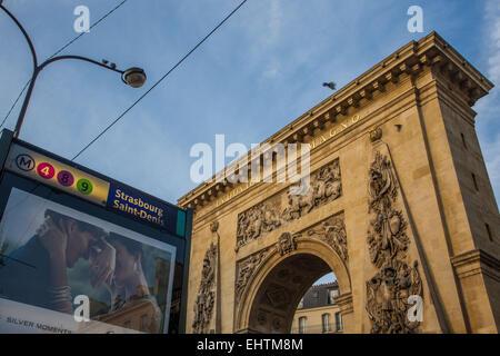 ILLUSTRATION OF THE CITY OF PARIS, ILE-DE-FRANCE, FRANCE