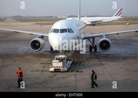 AEROPORT D'ORLY, (94) VAL-DE-MARNE, FRANCE - Stock Photo