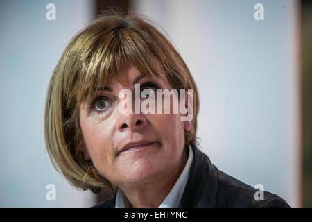 ANNE LAUVERGEON - Stock Photo