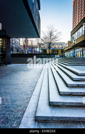 baltimore maryland hopkins plaza urban space public art sculpture stock photo royalty free. Black Bedroom Furniture Sets. Home Design Ideas
