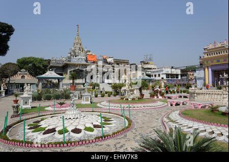 Temple in Kolkata - Stock Photo