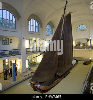 German Inland Waterways Museum, Duisburg.