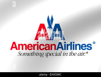 American Airlines Logo Symbol Icon Flag Emblem Stock Photo 79865863