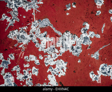Scratched Metal Texture Surface - Stock Photo
