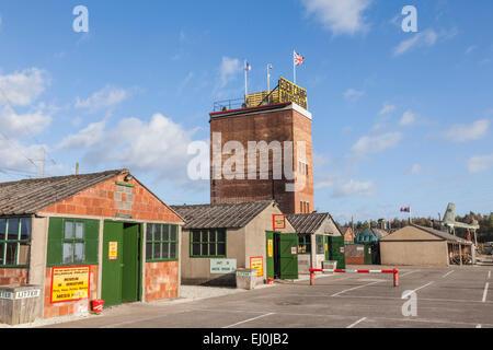 England, Yorkshire, Malton, Eden Camp, - Stock Photo