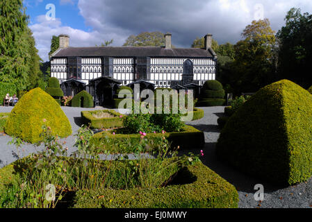 Plas Newedd, Llangollen - Stock Photo