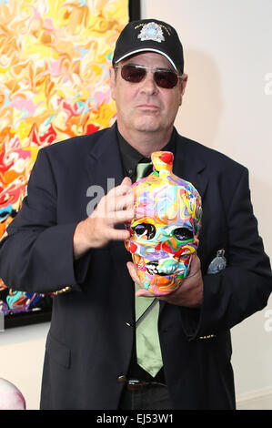 Oscar-nominated comedian, actor, screenwriter, musician and entrepreneur Dan Aykroyd has returned to London to officially - Stock Photo