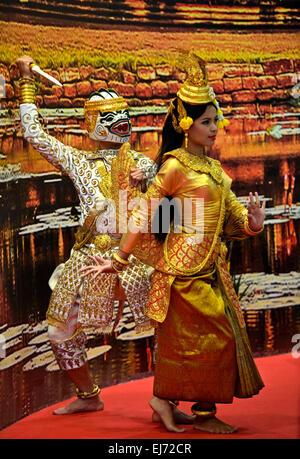 cambodian hanuman monkey king and sovann macha mermaid