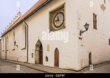 Holy Spirit Church Tallinn Estonia - Stock Photo