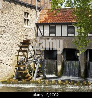 Watermill, Luedinghausen, Germany