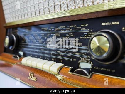 radio old - Stock Photo