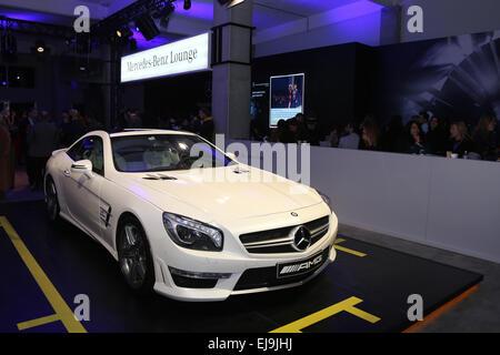 Mercedes benz istanbul fashion week argende collection for Mercedes benz turkey