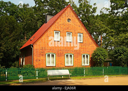 single family house - Stock Photo