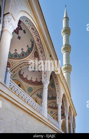 A Mosque In Manavgat Turkey - Stock Photo