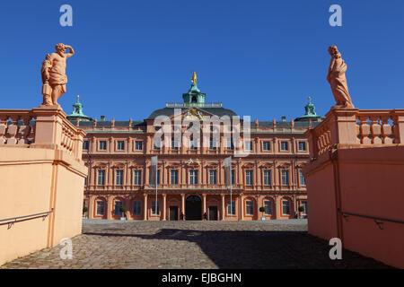 Residenz Palace Rastatt - Stock Photo