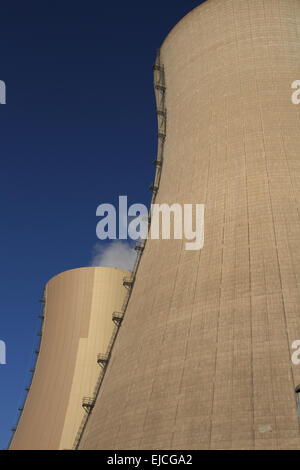 cooling towers - Stock Photo