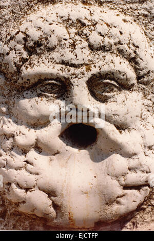 Foutain Pompeii - Stock Photo