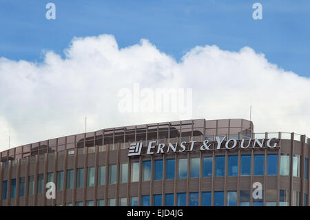 EY Logo, Ernst & Young, Germany Stock Photo: 230279227 - Alamy