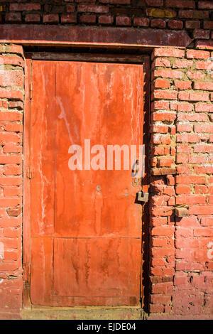 Garage Door Paint Aberdeen