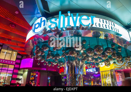 The Planet Hollywood hotel and Casino in Last Vegas - Stock Photo