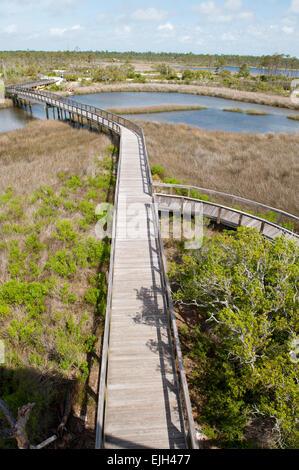 Big Lagoon State Park Pensacola Florida - Stock Photo