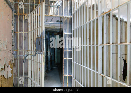 Old Prison Cell Door In Warwick Stock Photo 56528733 Alamy
