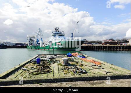 Havila Pheonix Ship - Stock Photo