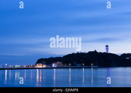 Kanagawa Prefecture  Japan - Stock Photo