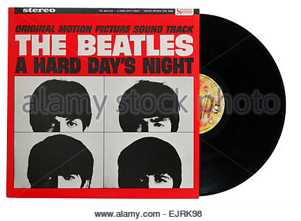 a hard days night beatles free