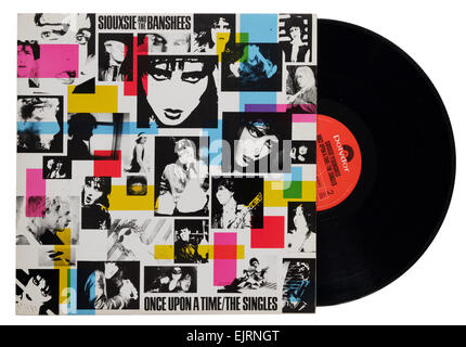 Lp Vinyl Album Cover Of Quot Once Upon A Time The Singles Quot By