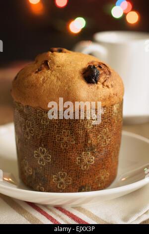 Christmas Loaf Cake Decoration
