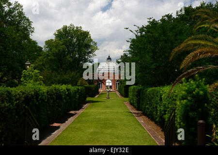 conservatory of the two sisters new orleans botanical gardens Stock ...