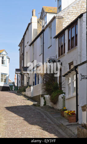 St Ives a charming historic seaside town  in Cornwall England UK - Stock Photo